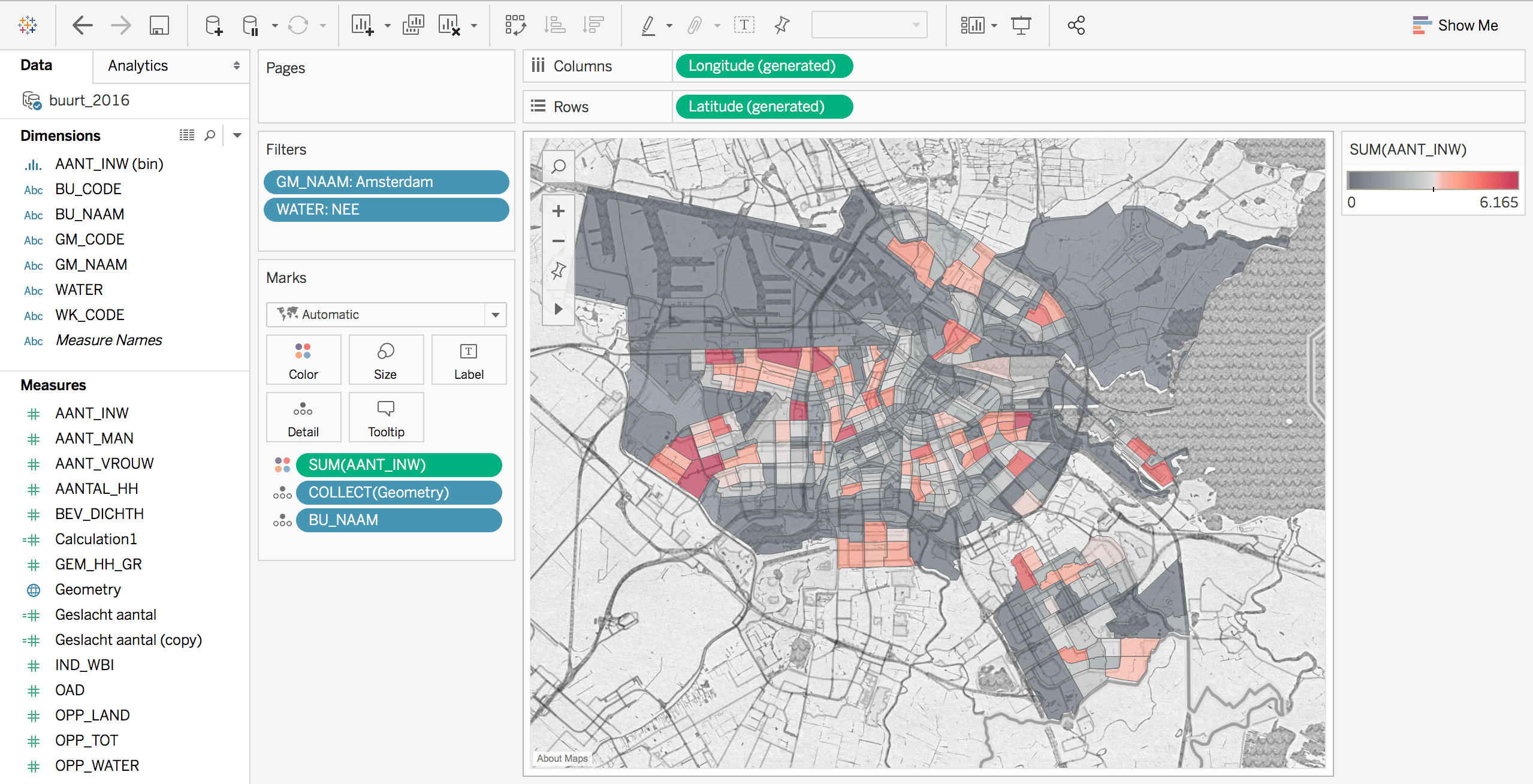 Tableau + Mapbox + Spatial files - The Information Lab