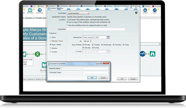 Enterprise scalability with Alteryx Server