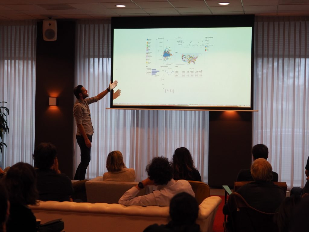 The Information Lab data driven Community - visual best practices - user group - lunch & learn
